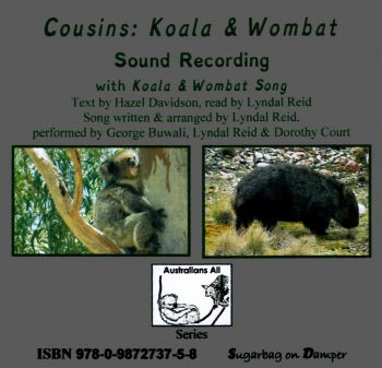 K&W CD cover 978-0-9872737-5-8